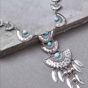 BRAND NEW Western Turquoise Necklace NWT